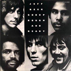 JEFF BECK GROUP ジェフ・ベック・グループ / Rough And Lady ラフ・アンド・レディ [LP]
