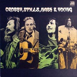 CROSBY,STILL,NASH & YOUNG / 金字塔 クロスビー・スティルス・ナッシュ&ヤングのすべて [LP]