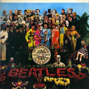 THE BEATLES / Sgt.peppers Lonely Hearts Club Band [LP]