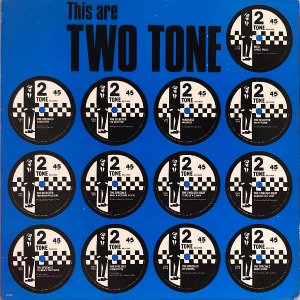 COMPILATION / This Are Two Tone [LP]
