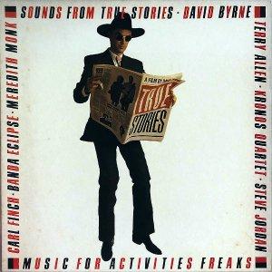 SOUNDTRACK(DAVID BYRNE) / Sounds From The True Stories [LP]