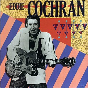 EDDIE COCHRAN / Great Hits [LP]