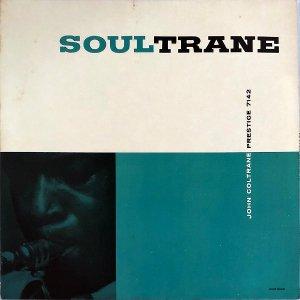 JOHN COLTRANE WITH RED GARLAND / Soultrane [LP]