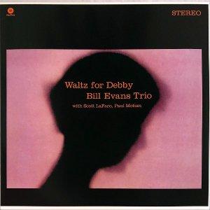 BILL EVANS TRIO / Waltz For Debby [LP]