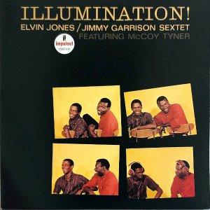 ELVIN JONES, JIMMY GARRISON SEXTET FEATURING MCCOY TYNER / Illumination! [LP]