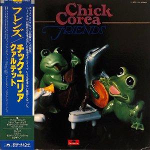 CHIC COREA チック・コリア・クァルテット / Friends フレンズ [LP]