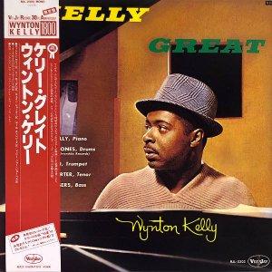 WYNTON KELLY ウィントン・ケリー / Kelley Great ケリー・グレイト [LP]