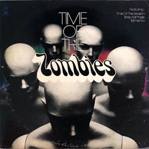 ZOMBIES ゾンビーズ / Time Of The Zombies ゾンビーズの世界 [LP]