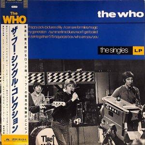 THE WHO ザ・フー / The Singles シングル・コレクション [LP]
