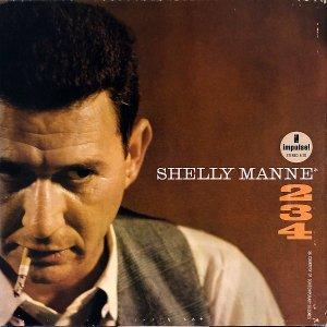 SHELLY MANNE / 234 [LP]