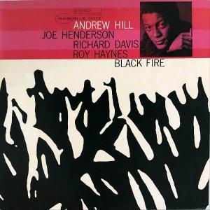 ANDREW HILL / Black Fire [LP]