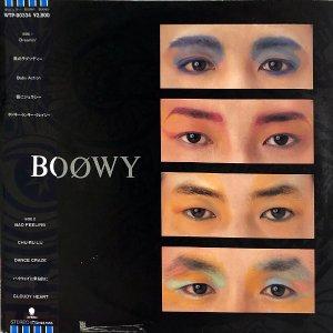 BOOWY / Boowy [LP]