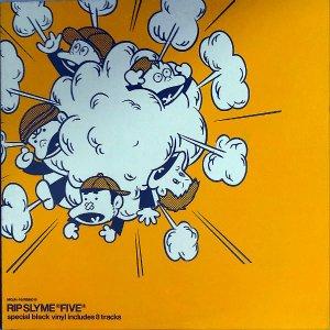 RIP SLYME / Five [LP]