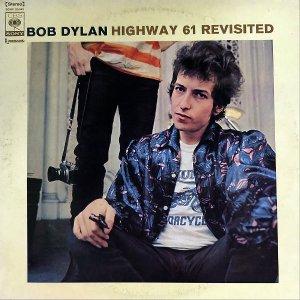 BOB DYLAN ボブ・ディラン / Highway 61 Revisited 追憶のハイウェイ61 [LP]