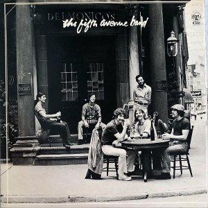 THE FIFTH AVENUE BAND / The Fifth Avenue Band [LP]
