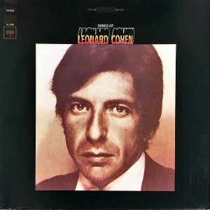 LEONARD COHEN / Songs Of Leonard Cohen [LP]