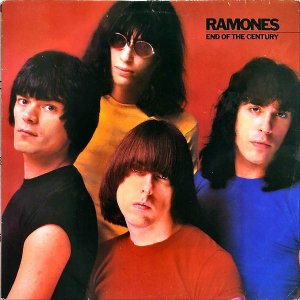 RAMONES / End Of The Century [LP]