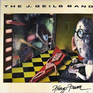THE J. GEILS BAND / Freeze Frame [LP]