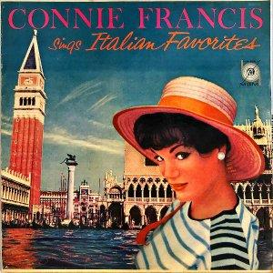 CONNIE FRANCIS / Sings Italian Favorites [LP]