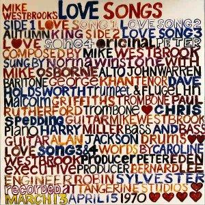 MIKE WESTBROOK / Love Songs [LP]