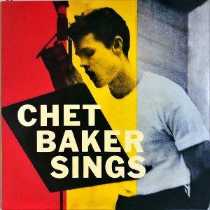 CHET BAKER / Sings [LP]