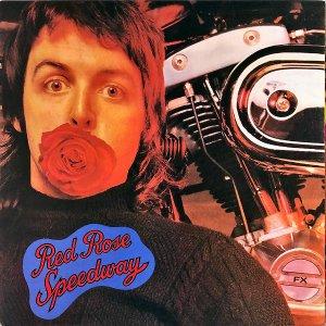 PAUL McCARTNEY & WINGS ポール・マッカトニー&ウイングス / Red Rose Speedway [LP]