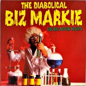 BIZ MARKIE / The Biz Never Sleeps [LP]