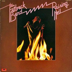 THE FATBACK BAND / Raising Hell [LP]