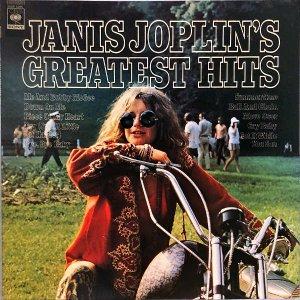 JANIS JOPLIN / Greatest Hits [LP]