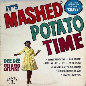 DEE DEE SHARP / It's Mashed Potato Time [LP]