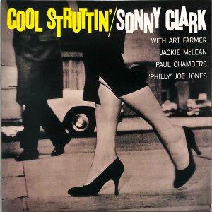 SONNY CLARK / Cool Struttin' [LP]