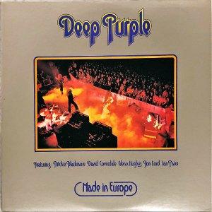 DEEP PURPLE / Made In Europe [LP]