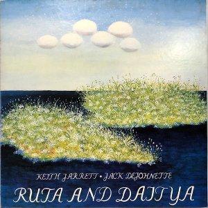 KEITH JARRETT, JACK DEJOHNETTE / Ruta And Daitya [LP]
