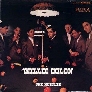 WILLIE COLON / The Hustler [LP]