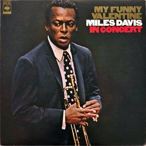 MILES DAVIS / My Funny Valentine [LP]