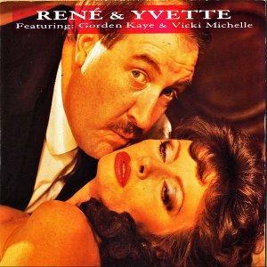 RENE & YVETTE / Je T'aime [7INCH]