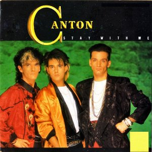 CANTON / Stay With Me [7INCH]