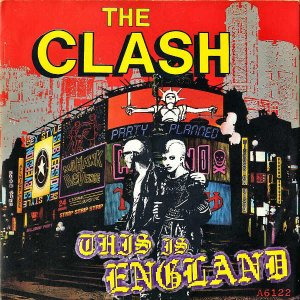 THE CLASH / This Is England [7INCH]