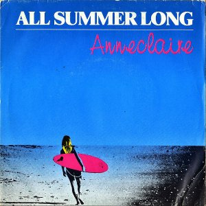 ANNECLAIRE / All Summer Long [7INCH]