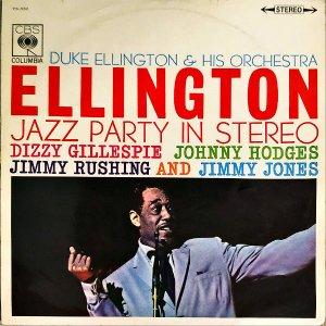 DUKE ELLINGTON & HIS ORCHESTRA / Ellington Jazz Party In Stereo [LP]