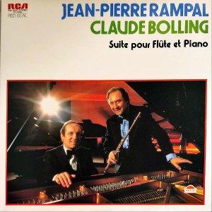 JEAN PIERRE RAMPAL, CLAUDE BOLLING / Suite Pour Flute Et Piano ランパル・スウィング [LP]