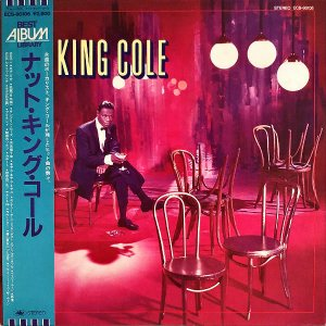 NAT KING COLE ナット・キング・コール / Best Album [LP]
