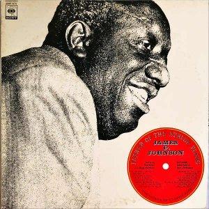 JAMES P. JOHNSON ジェームス・P・ジョンソン / Father Of The Stride Piano ストライド・ピアノの父 [LP]
