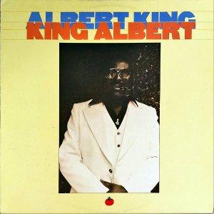ALBERT KING / King Albert [LP]