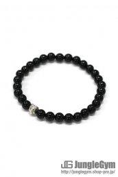 SAHRIVAR(シャフリーヴァル)Jesus Ball Bracelet(Onyx)