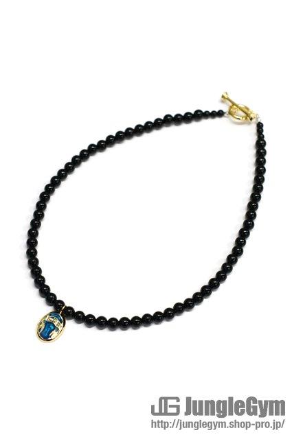 ■受注生産予約(8/9 am10:00まで)■ SAHRIVAR(シャフリーヴァル)Predatory Necklace (Onyx)