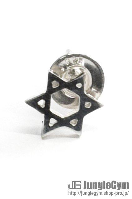 SAHRIVAR(シャフリーヴァル)Hexagram Pierce