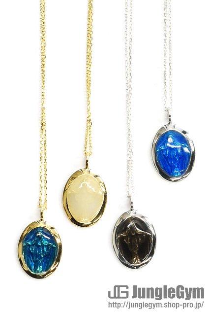 ■受注生産予約(8/9 am10:00まで)■ SAHRIVAR(シャフリーヴァル)Maria Enameled Necklace
