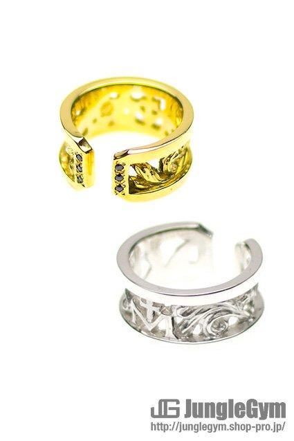 ■受注生産予約(8/9 am10:00まで)■ SAHRIVAR(シャフリーヴァル)Classical Floral Ring