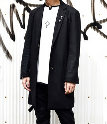 50%off! dirtytoy(ダーティートイ)Reversible Long Jacket